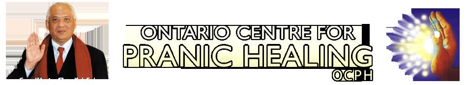 Pranic Healing Ontario Logo