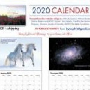 2020 Calendar Sales Donated to Charity